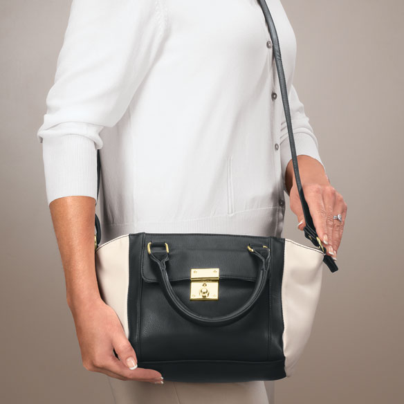 Colorblock Crossbody Bag - View 3