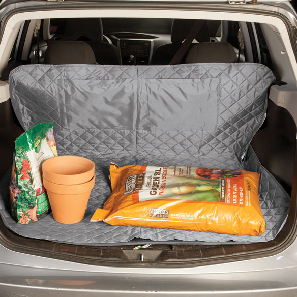 Dual Cargo/Backseat Protector - View 4