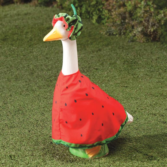 Watermelon Slice Goose Outfit - View 2