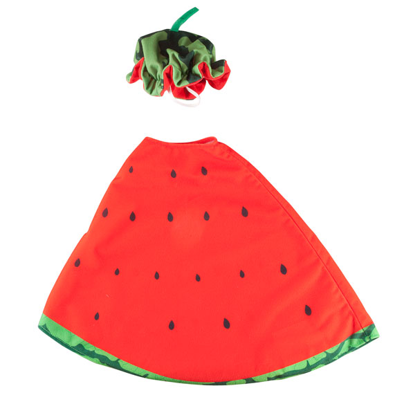 Watermelon Slice Goose Outfit - View 3