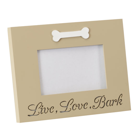 LED Live, Love, Bark Picture Frame - View 2