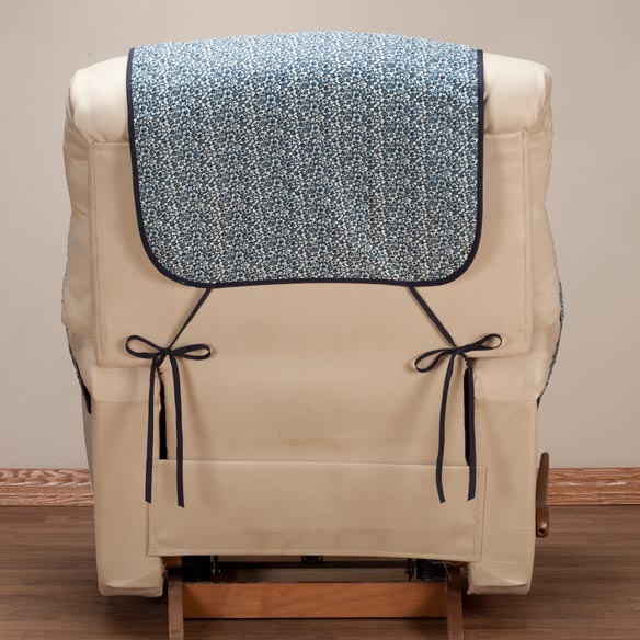 Reversible Fashion Chair Cover by OakRidge Comforts™ - View 2