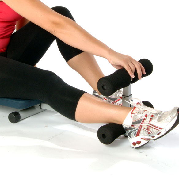 Stamina® InLine® Back Stretch Bench - View 2