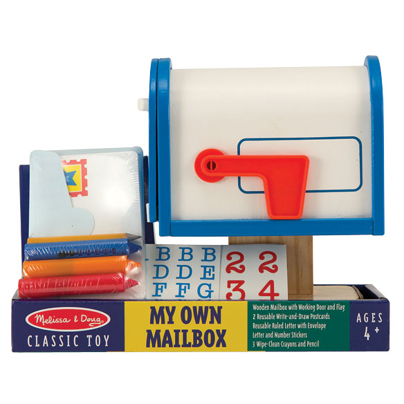 Melissa & Doug® My Own Mailbox - View 4