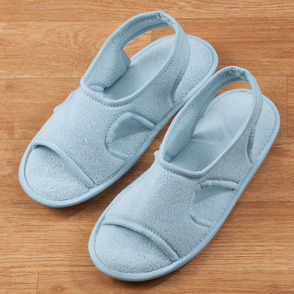 Terry Memory Foam Slippers - View 4