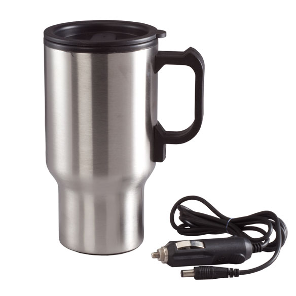 Heated Travel Mug with Charger - View 2