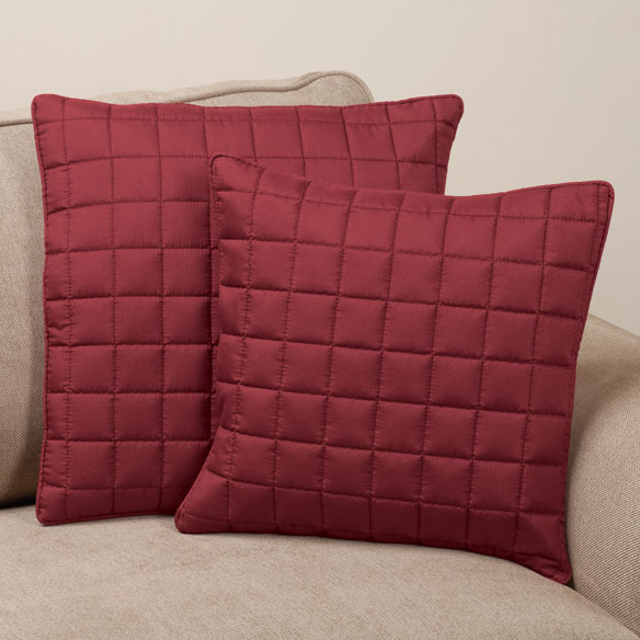 Microfiber Pillow Covers by OakRidge Comforts™, Set of 2 - View 2