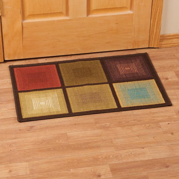 Optics Accent Rug - View 2