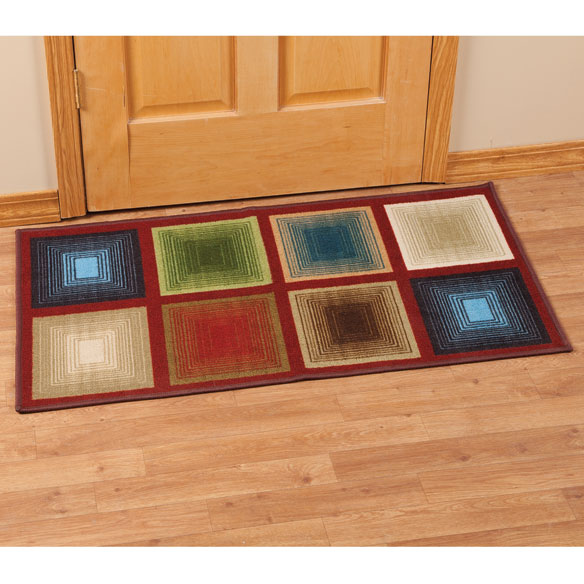 Optics Accent Rug - View 3
