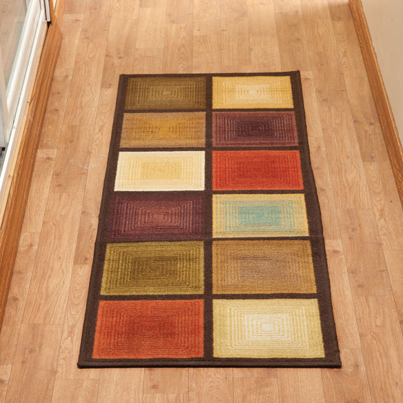 Optics Accent Rug - View 4