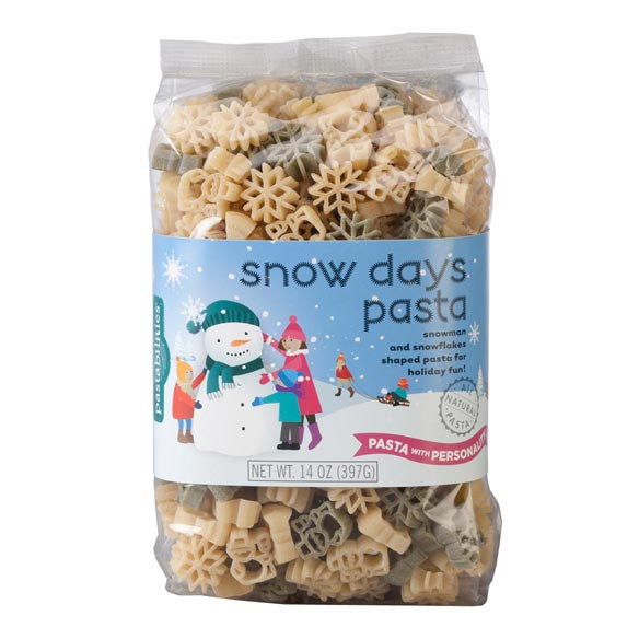 All Natural Snow Days Pasta - View 2