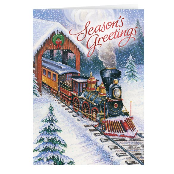 Christmas Express - View 2