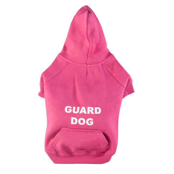 Personalized Pink Dog Sweatshirt - View 3