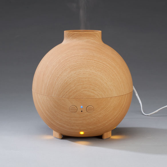 Lighted Oil Diffuser & Humidifier, 600 ml - View 3