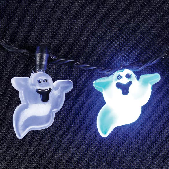 Flashing Ghosts Necklace - View 2