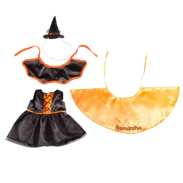 Personalized Big Sister Halloween Dress - View 2