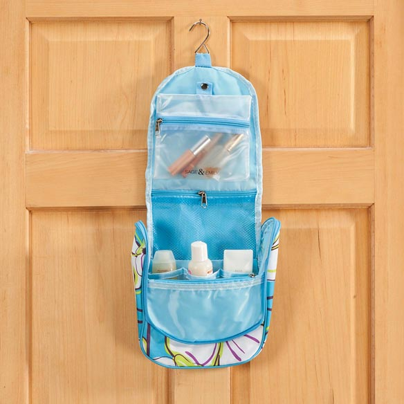 Hanging Travel Organizer - View 2