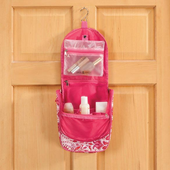 Hanging Travel Organizer - View 4
