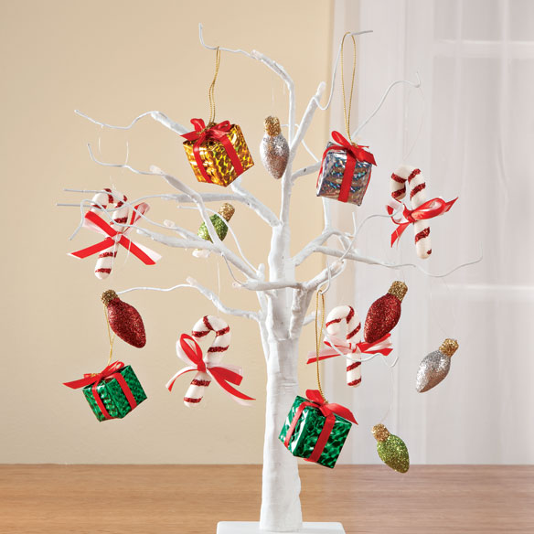 Classic Christmas Ornaments, Set of 14 - View 2