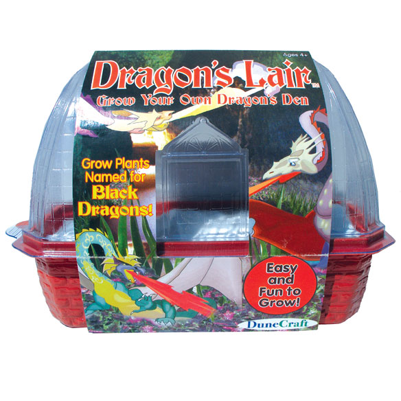 Dragon's Lair Greenhouse - View 2