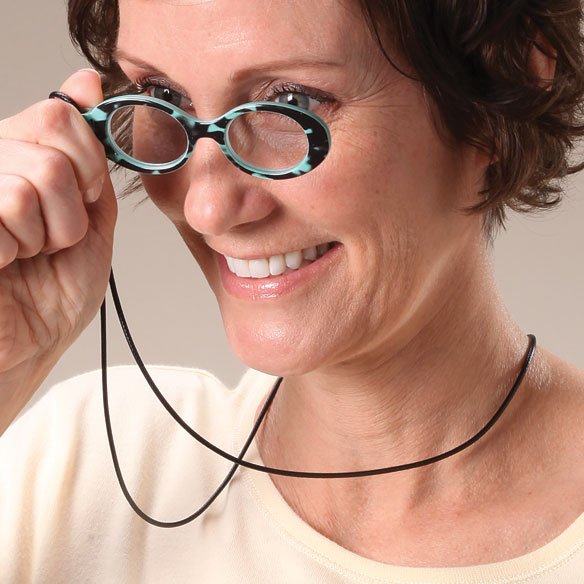 OptiSpex™ Magnifier Necklace - View 4