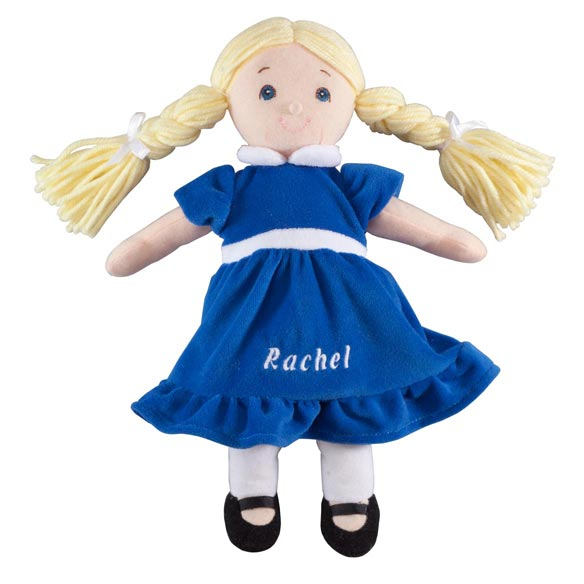 Personalized Birthstone Little Sister Doll - View 5