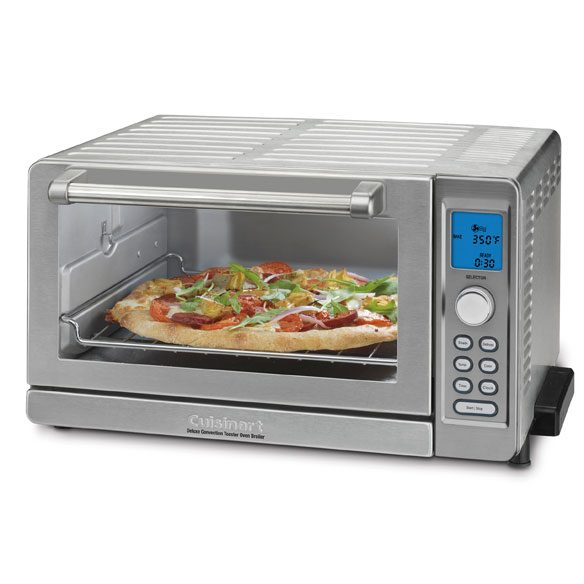 Cuisinart® Deluxe Convection Toaster Oven Broiler - View 2