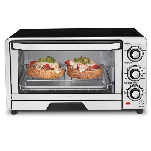 Cuisinart® Custom Classic™ Toaster Oven Broiler - View 2