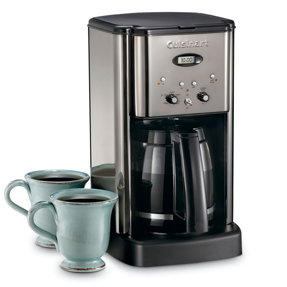 Cuisinart® Brew Central™ 12-Cup Programmable Coffee Maker - View 3