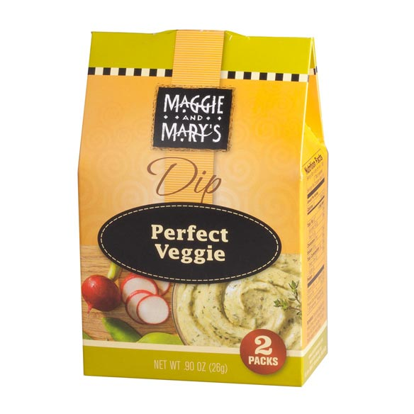 Maggie and Mary's Perfect Veggie Dip Mix - View 2