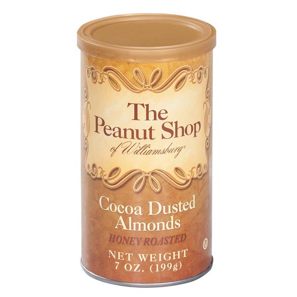 The Peanut Shop® Cocoa Dusted Almonds - View 2