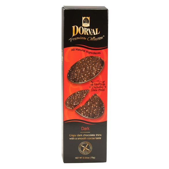 Dorval Chocolate Crisps - View 2