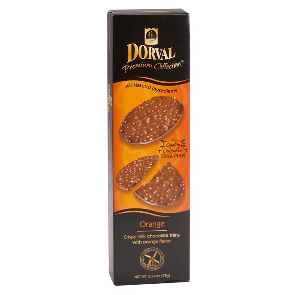 Dorval Chocolate Crisps - View 5