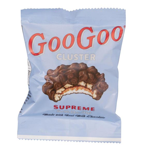 Chocolate Pecan Clusters Dunmore Candy Kitchen: GooGoo Cluster, 3-Pack Supreme