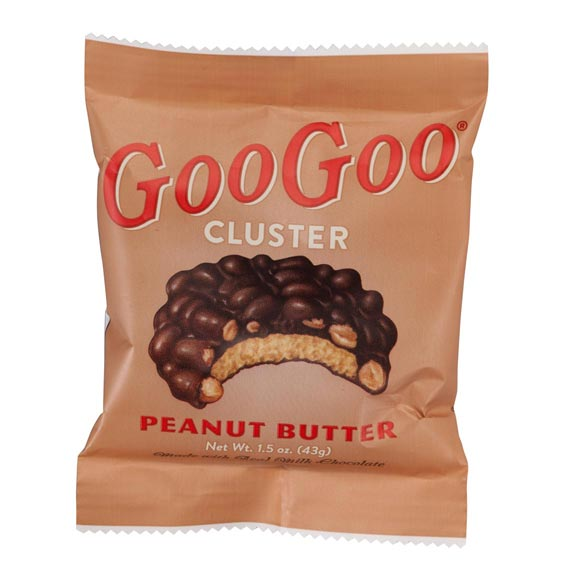 GooGoo® Cluster, 3-Pack Peanut Butter - View 2