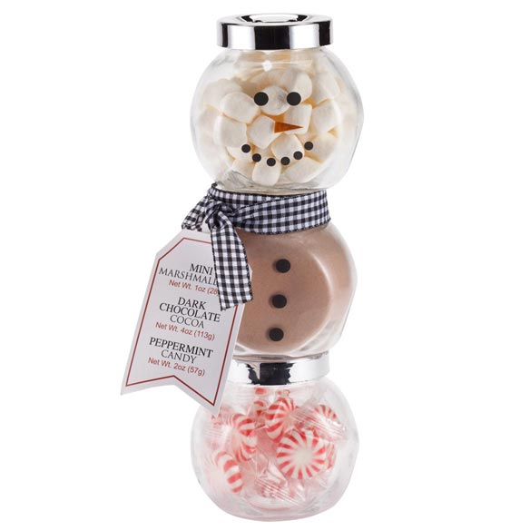 Snowman Hot Cocoa Kit - View 2