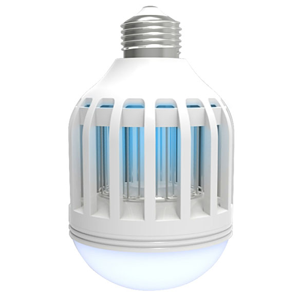 Mosquito Zapping Light Bulb - View 2