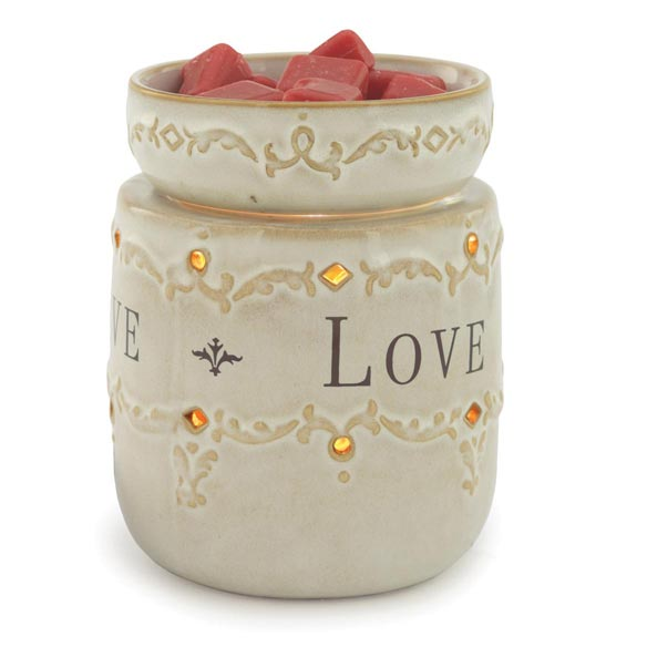 Live, Laugh, Love Illumination™ Fragrance Warmer - View 2
