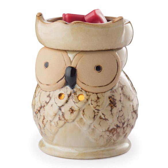 Owl Illumination™ Fragrance Warmer - View 2