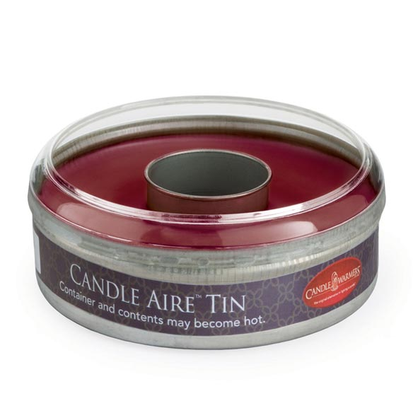 4 oz. Candle Aire™ Wax Tin, Holiday Scents - View 3