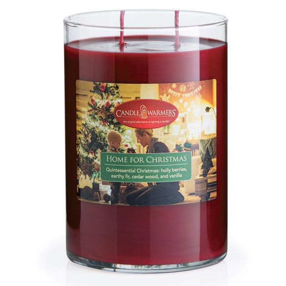 22 oz. Classic Collection Candle, Holiday Scents - View 3