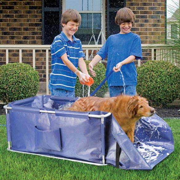 Portable Pet Bath - View 3