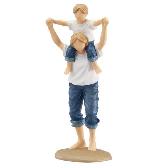 Mommy's Shoulders Figurine - View 2