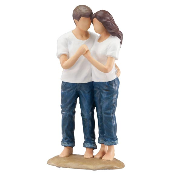 Sweet Embrace Figurine - View 2