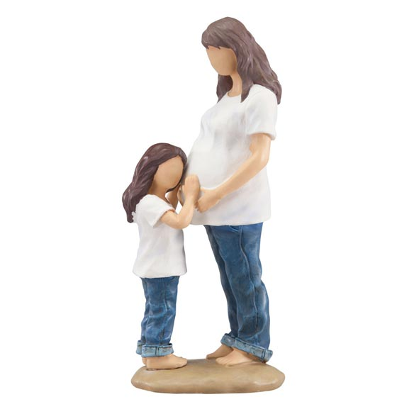 Blue Jeans Expectations Figurine - View 2
