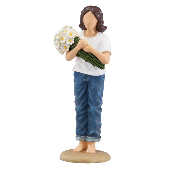 Forever in Blue Jeans Thinking of You Figurine - View 2
