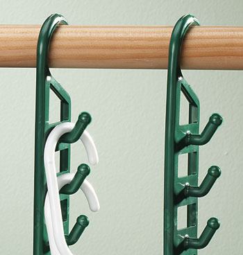 Space Saving Hangers - Set Of 4 - View 2