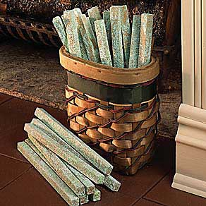 Fireplace Color Sticks