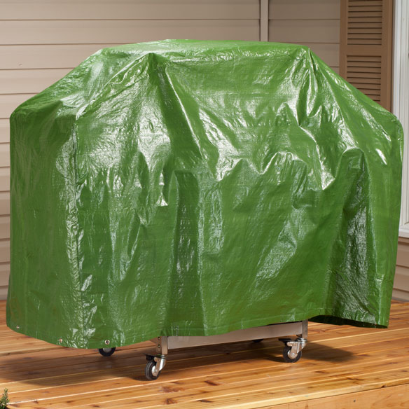 "Outdoor Gas Grill Cover - 60""L x 42""H x 22""W"