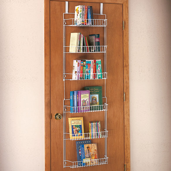 Over The Door Storage Rack - View 1
